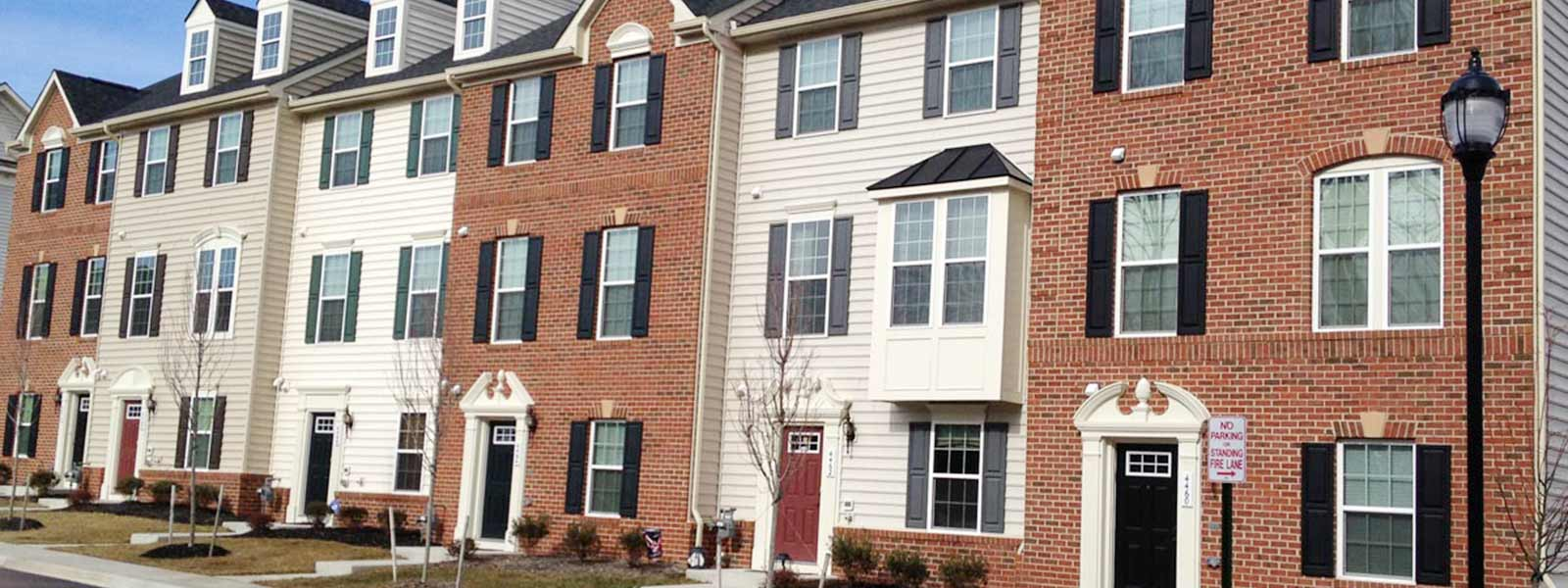 Falls Church Townhouses